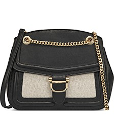 Harper Convertible Flap Crossbody