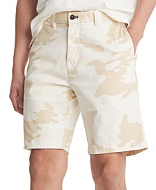 Men's Camo Club Shorts, Created for Macy's
