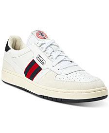 Polo Ralph Lauren Men's Polo Court Sneakers
