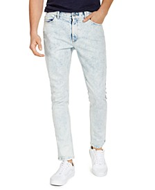 Men's Skinny-Fit Seawall Jeans, Created for Macy's