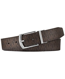Men's Leather Signature Belt