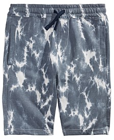 Big Boys Canter Tie-Dye Print Shorts