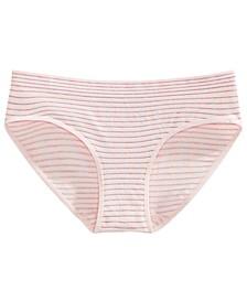 Little & Big Girls Heart-Print Seamless Hipster Underwear