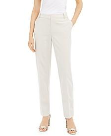 Straight-Leg Pants, Created for Macy's