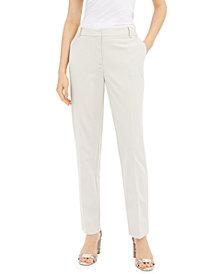 Alfani Straight-Leg Pants, Created for Macy's