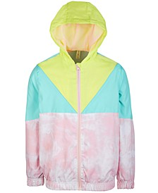 Big Girls Printed Windbreaker, Created for Macy's