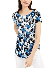 Knit Print T-Shirt, Created for Macy's