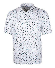 Men's Pike Pandion Print Polo Shirt