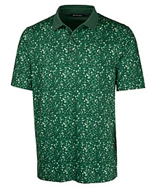 Men's Forge Particle Print Polo Shirt