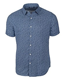 Men's Windward Mineral Print Short Sleeve Shirt