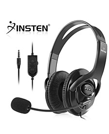 2-Pack Wired Gaming Headset for PS4 PlayStation 4