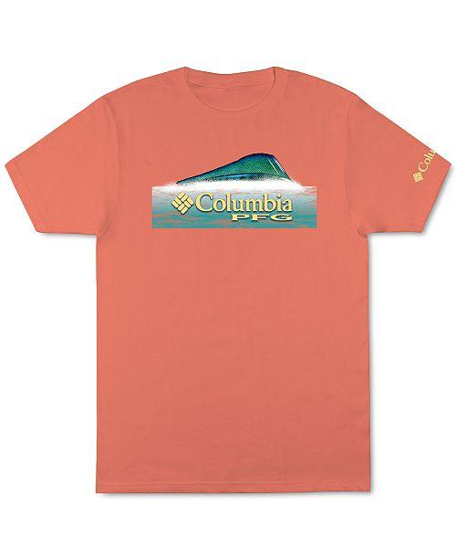Columbia Sportswear Men's PFG Fin Graphic T-Shirt