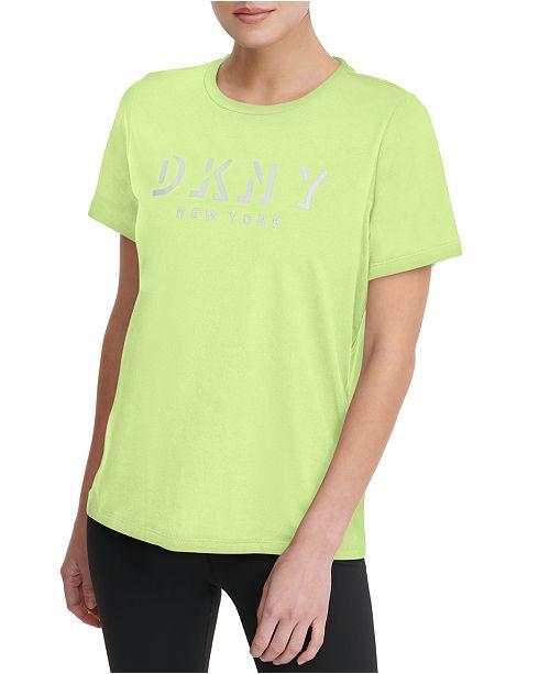 DKNY Sport Shadow-Logo T-Shirt