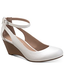 Miley Cutout Wedges, Created for Macy's