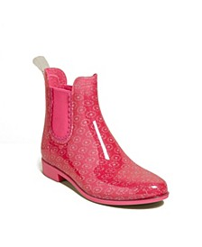 Sallie Sparkle Rainboots