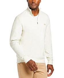 Men's Quarter-Zip Sweater