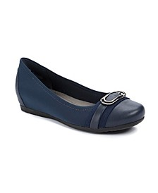 Markie Casual Slip-On Flats