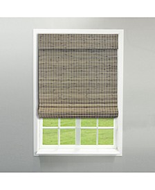 "Cordless Bamboo Privacy Weave Shade, 27"" x 48"""
