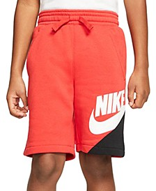 Big Boys Core Amplify Fleece Shorts