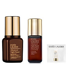 Receive a FREE 3pc skincare gift with your $125 Lauder purchase