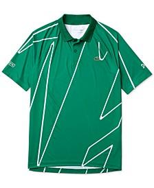 Men's Novak Djokovic Ultra-Dry Polo Shirt
