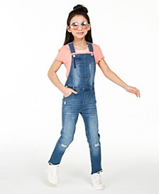 Big Gilrs Denim Overall On-Fig Masterpage