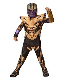 Avengers Big Boy Thanos Costume