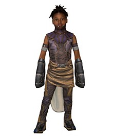 Avengers Big Girl Shuri Deluxe Costume