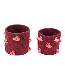 Asada Baskets, Set of 2