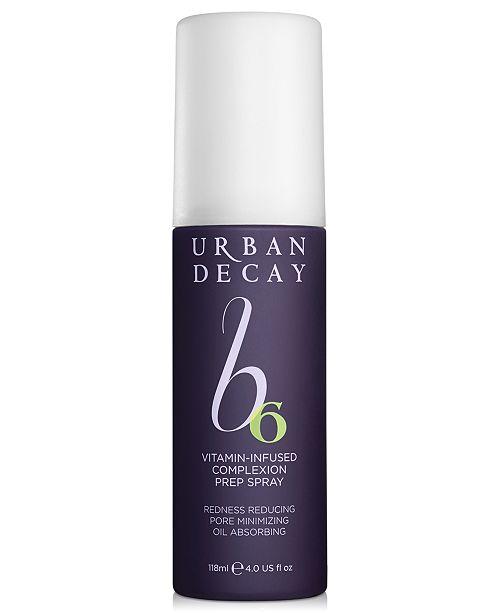 b6 Vitamin-Infused Complexion Prep Spray, 4 oz