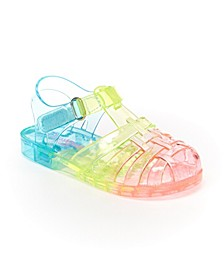 B'Gosh Toddler Girls Marie Jelly Sandal