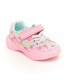 Toddler and Little Girls Sneaker
