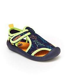 B'Gosh Toddler Boys Aquatic Water Shoe