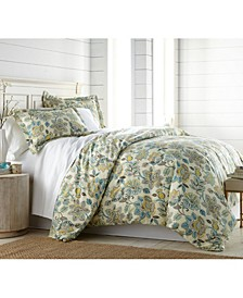 Wanderlust Duvet Cover and Sham Set, Queen