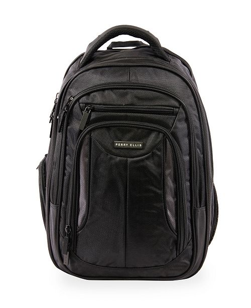 Perry Ellis M160 Laptop Backpack