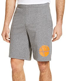 Men's Fleece Logo Shorts