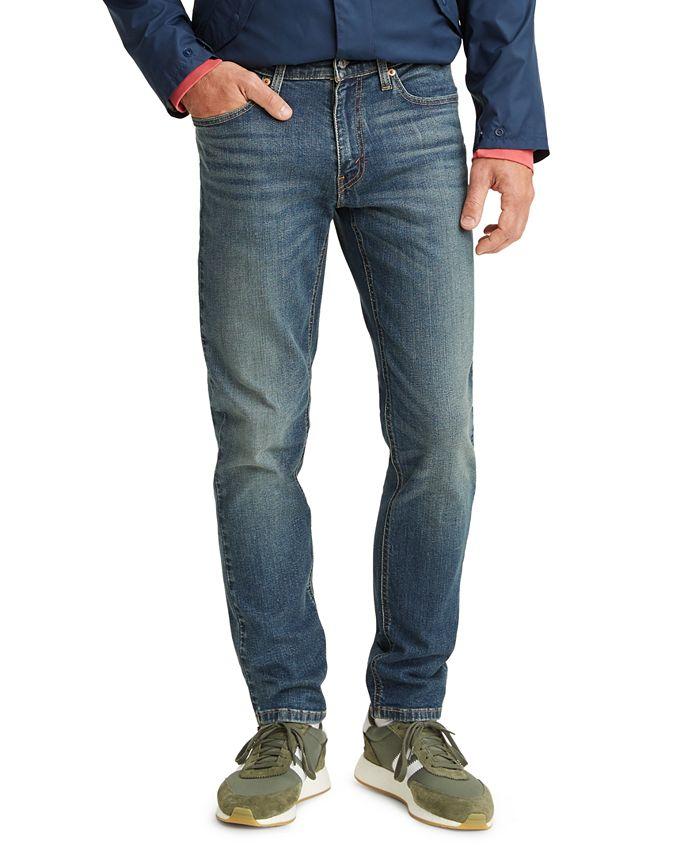 Levi's - Men's 531 Athletic Slim-Fit Jeans