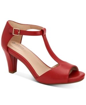 Claraa Memory Foam Dress Sandals