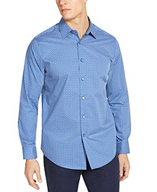 Men's Marcello Printed Shirt, Created for Macy's