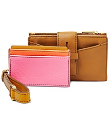 Women's Willa Small Tab Leather Wallet