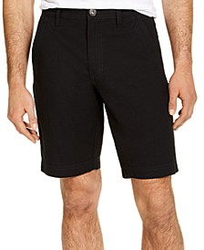 INC Men's Roggen Flat-Front Shorts, Created for Macy's