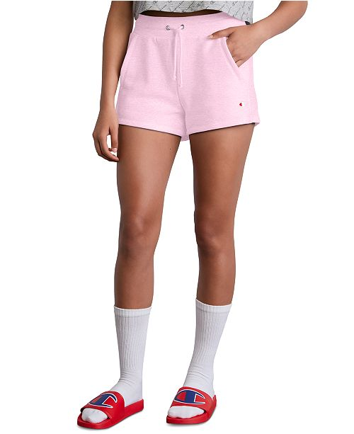 Champion Women's High-Rise Shorts