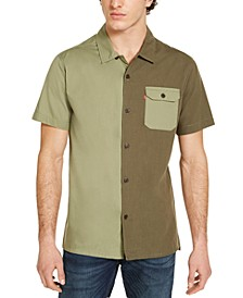 Men's Rockwall Colorblocked Shirt