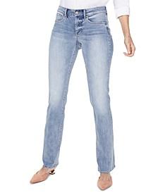 Tummy-Control Marilyn Straight-Leg Jeans