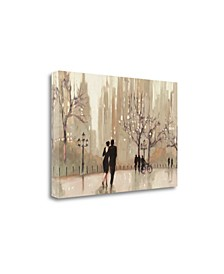 An Evening Out by Julia Purinton Giclee Print on Gallery Wrap Canvas