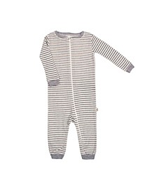 Hot Cocoa Baby Boys and Girls Zip Jumpsuit