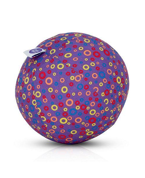 BubaBloon Circles Cotton Balloon Cover Toy