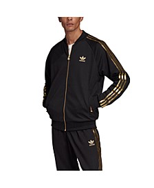 adidas Men's Originals Superstar Track Jacket