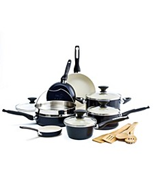 Rio Ceramic Nonstick 16-Pc. Set