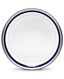 Crestwood Cobalt Platinum Round Vegetable Bowl